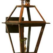 French Quarter Lantern (copper)