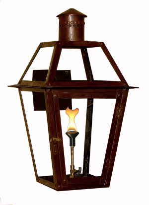 PREMIUM French Quarter Lantern - RivetKing Series