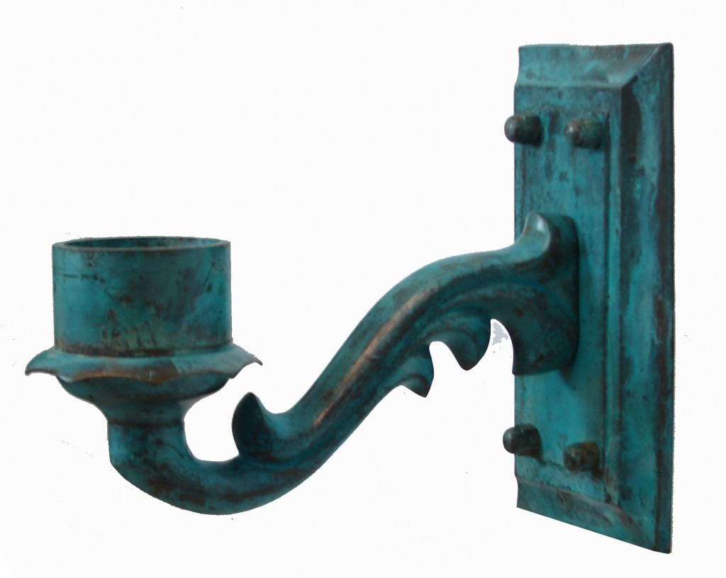 Windsor Antique Green (Wall Mount) New Orleans Gas Lights