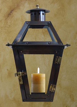 12 French Quarter Candle Lantern Not Included New Orleans Gas Lights